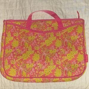 Lilly Pullitzer laptop bag